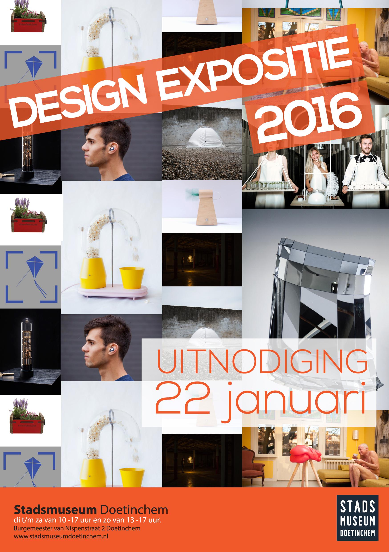 Design Expositie Stadsmuseum Doetinchem
