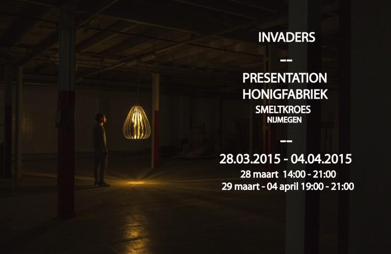 Presentation Invaders